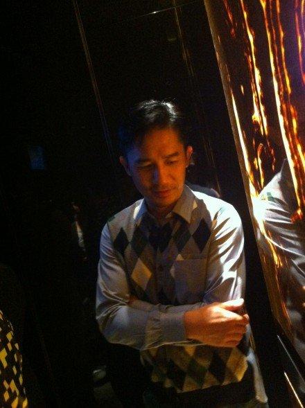 トニーさん@広州祝捷発布会2