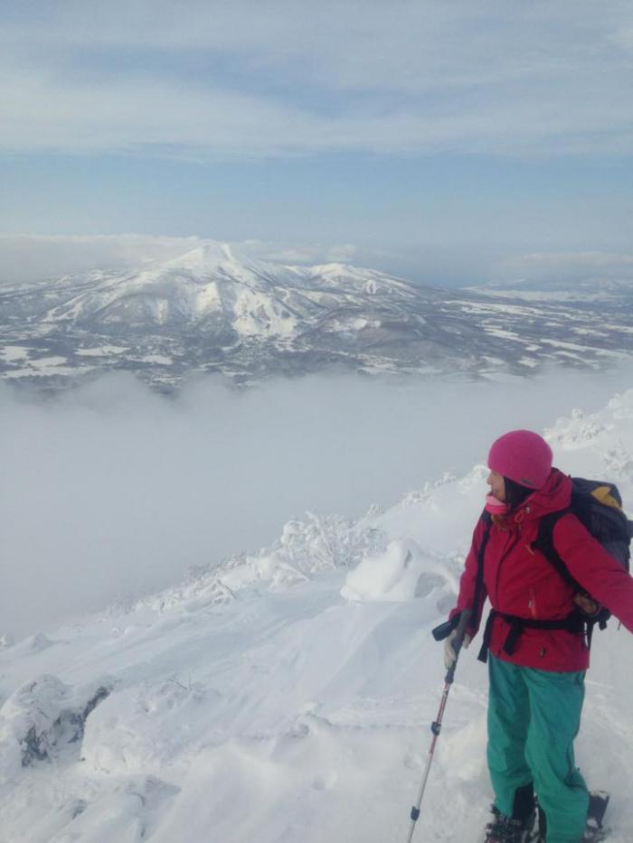 2013.1.14 羊蹄山