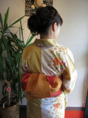 浴衣 着付け 金沢市 花火大会