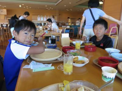 福井 三国国民休暇村 キャンプ 2012夏休み