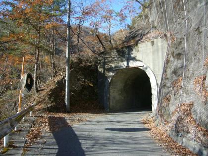 夜叉神隧道08