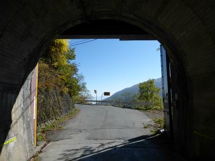 夜叉神隧道17