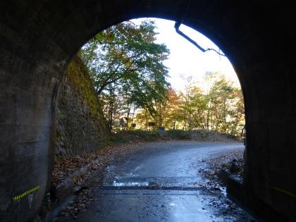 夜叉神隧道23