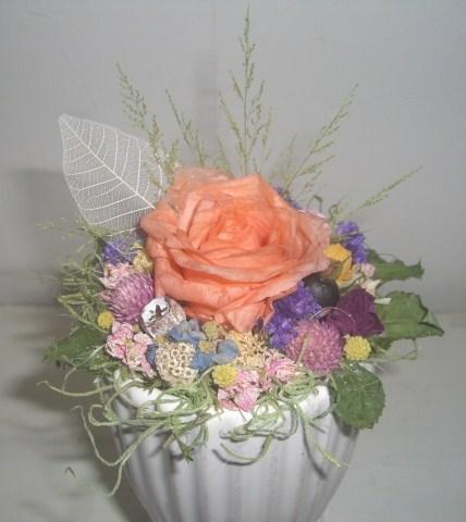 母への花2