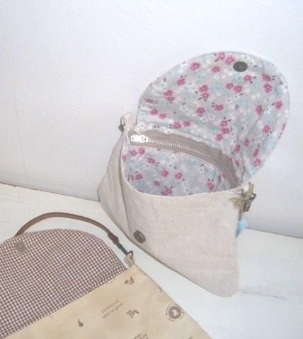 プチハンドバッグ