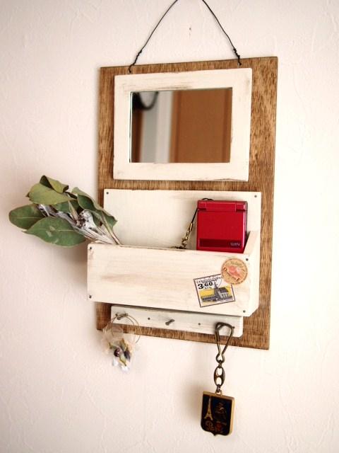 鏡付壁掛け2