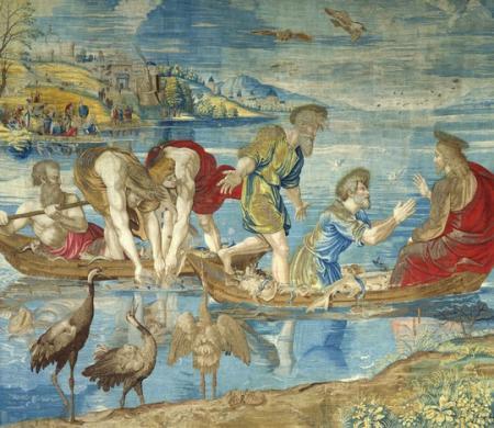 奇跡の漁り