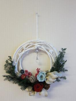 クリスマスリース 6