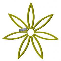 フロントプリント 花柄 カラー