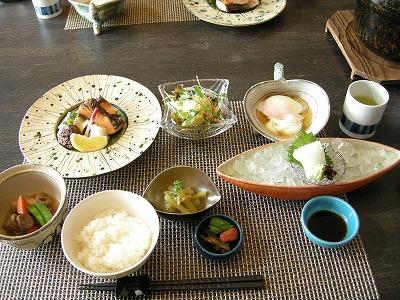 三日目朝御飯1