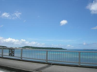 海沿いのドライブ