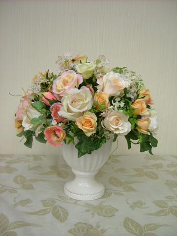 テーブルアレンジ - バラ