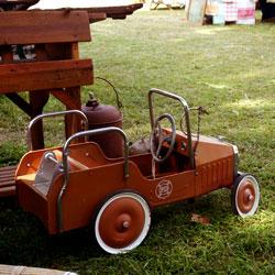子供用の車