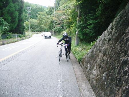 r732の登り