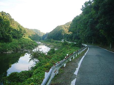 旧12号線 猪名川