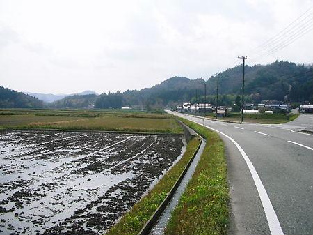 r702 丹波細工所から篠山方面へ