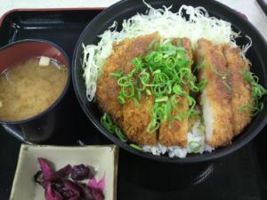 20120617カツ丼