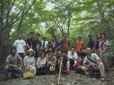 地創塾6期@平成の森