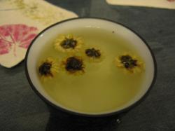 09菊花茶