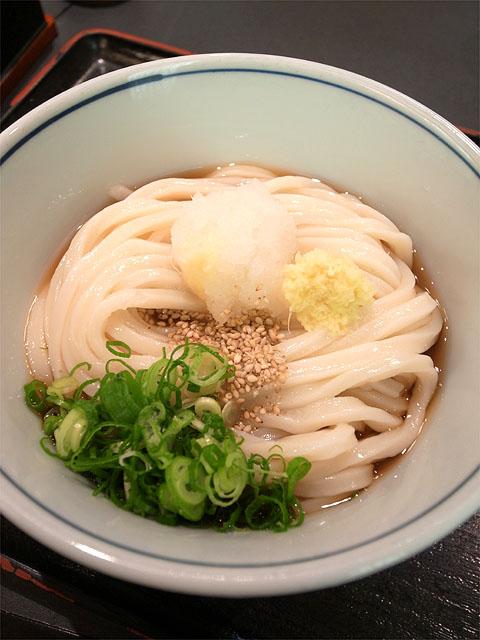 140726さぬき麺業-ぶっかけ
