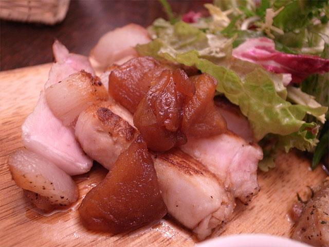 131221enso玉宮-豚肉三種盛り・文殊にゅうとんロース