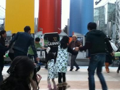 ブログブルトンダンス