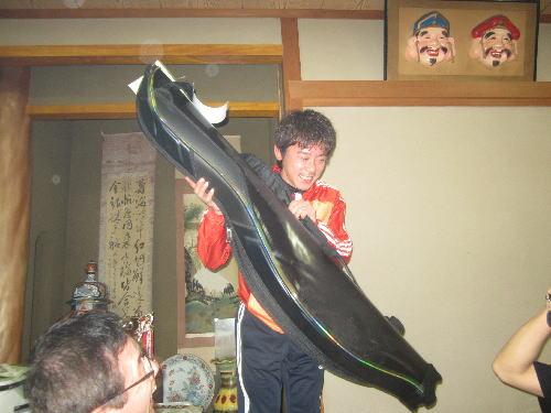 24クロ釣り王者015