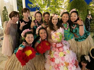 2013・5・25 まりっぺ結婚式:おめでとう! 039