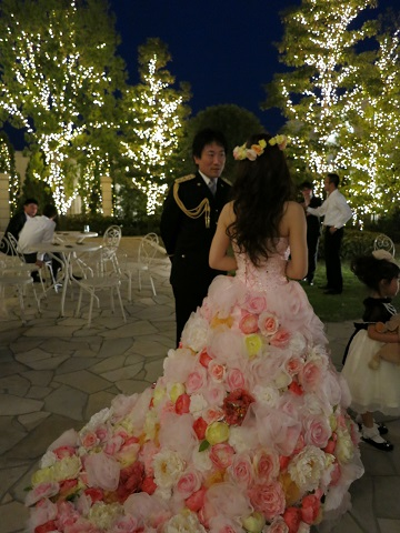 2013・5・25 まりっぺ結婚式:おめでとう! 046