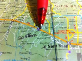 Sosdon Map