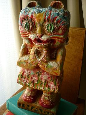 人形作家 稲田敦2