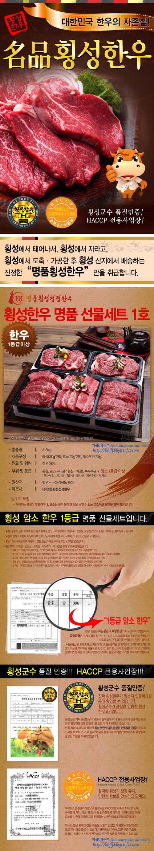 韓牛セット1