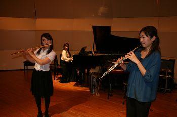 クラシッククラス講師 2012.11.25