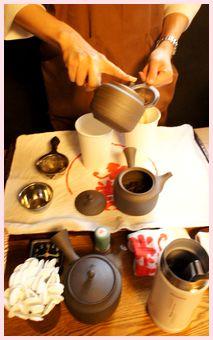 一保堂 お茶テイクアウト