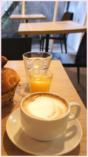 パリの朝食 カタネベーカリー3