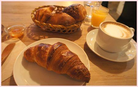 パリの朝食 カタネベーカリー1