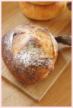 タカギ 林檎のパン120911