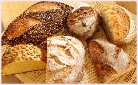ペイザンの天然酵母パン達130118