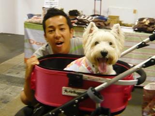 松本君と2度目の写真