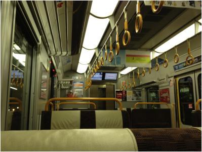 帰りの電車250325