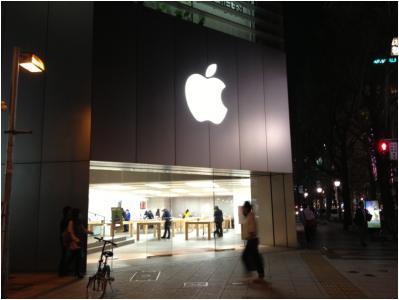AppleStore心斎橋250401_02