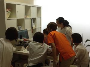 顕微鏡実習H2507