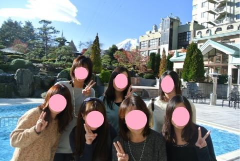 女性7人♪