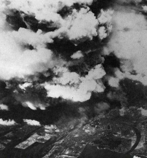 広島原爆投下