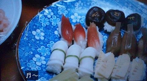 20121225用野菜のおすし♪