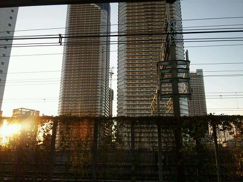 20121226武蔵小杉のマンション
