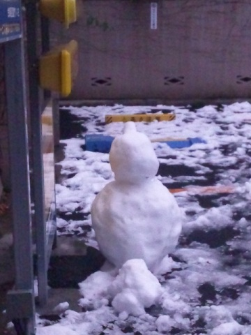 20130114用雪だるま
