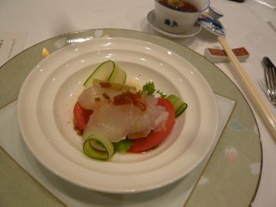 根津「中国料理 古月のティータイムメニュー」1