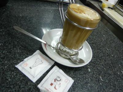 ポルトガル・ポルトのカフェ2