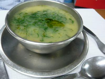 ポルトガル・ポルト「もつ料理の夕食」2